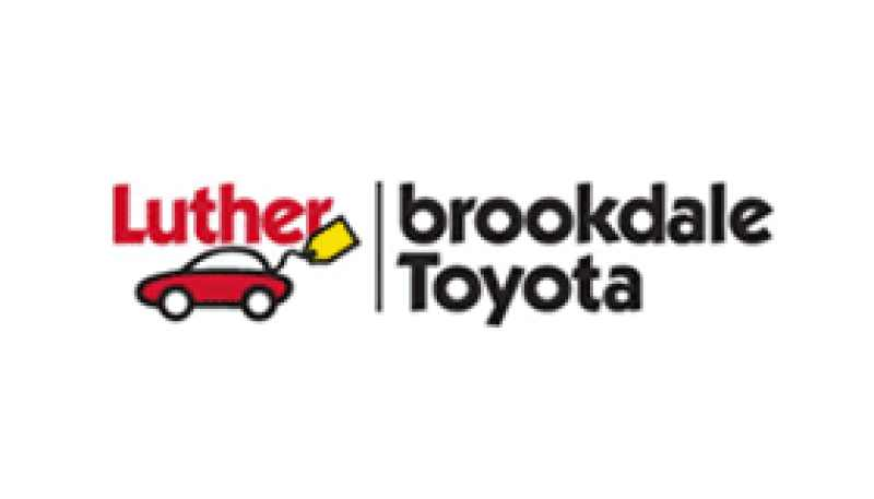 Luther Brookdale Toyota logo