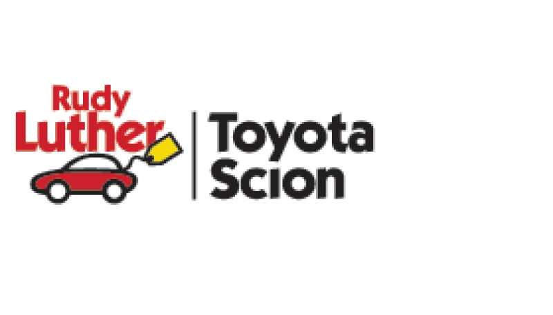 Rudy Luther Toyota logo