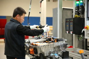BMW Launches EV Battery Factory in China