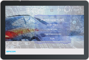 Epicor to Demo Augmented Reality eCatalog at AAPEX