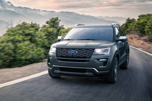 1.3M Ford Explorers Under Investigation in Exhaust Fume Probe