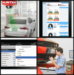 Hunter Engineering Products