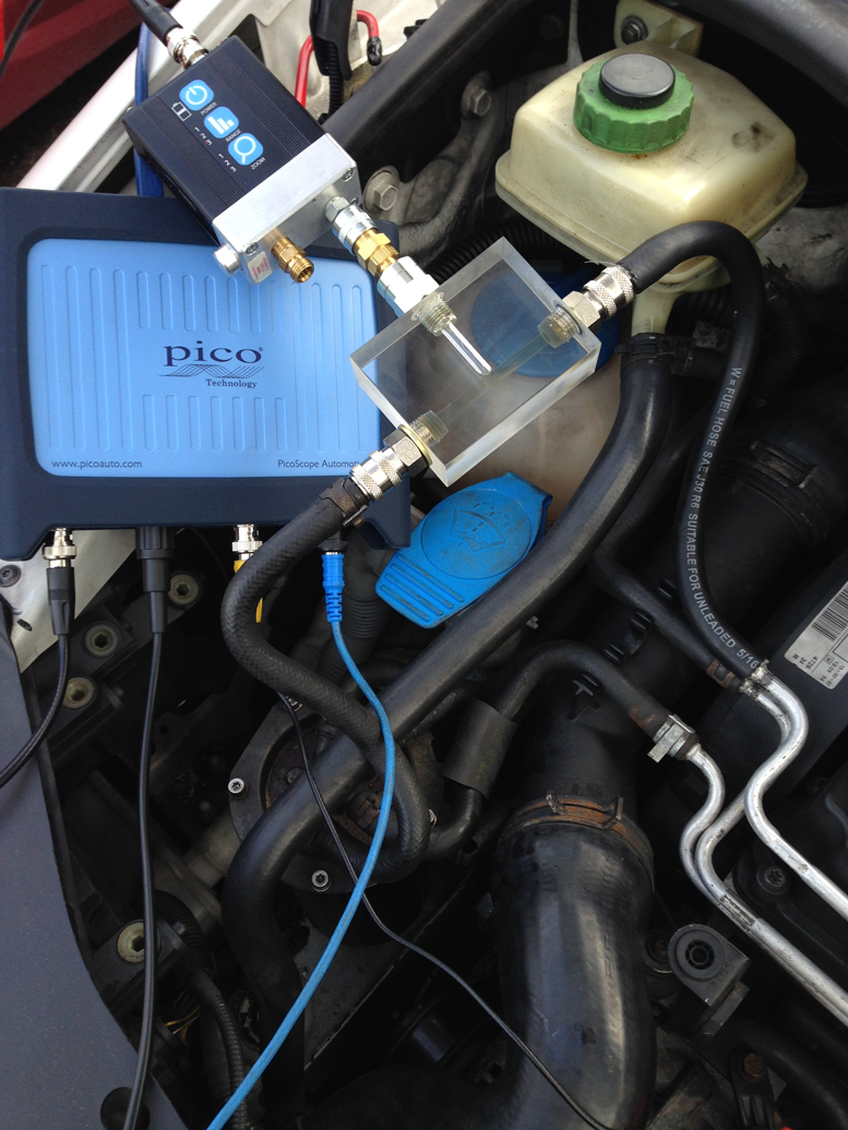TDI Fuel Priming
