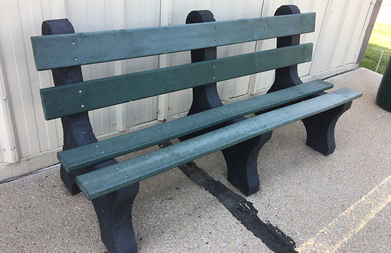 Recycled Tires Bench_RW_Solutions