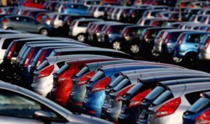 Car Sales Down