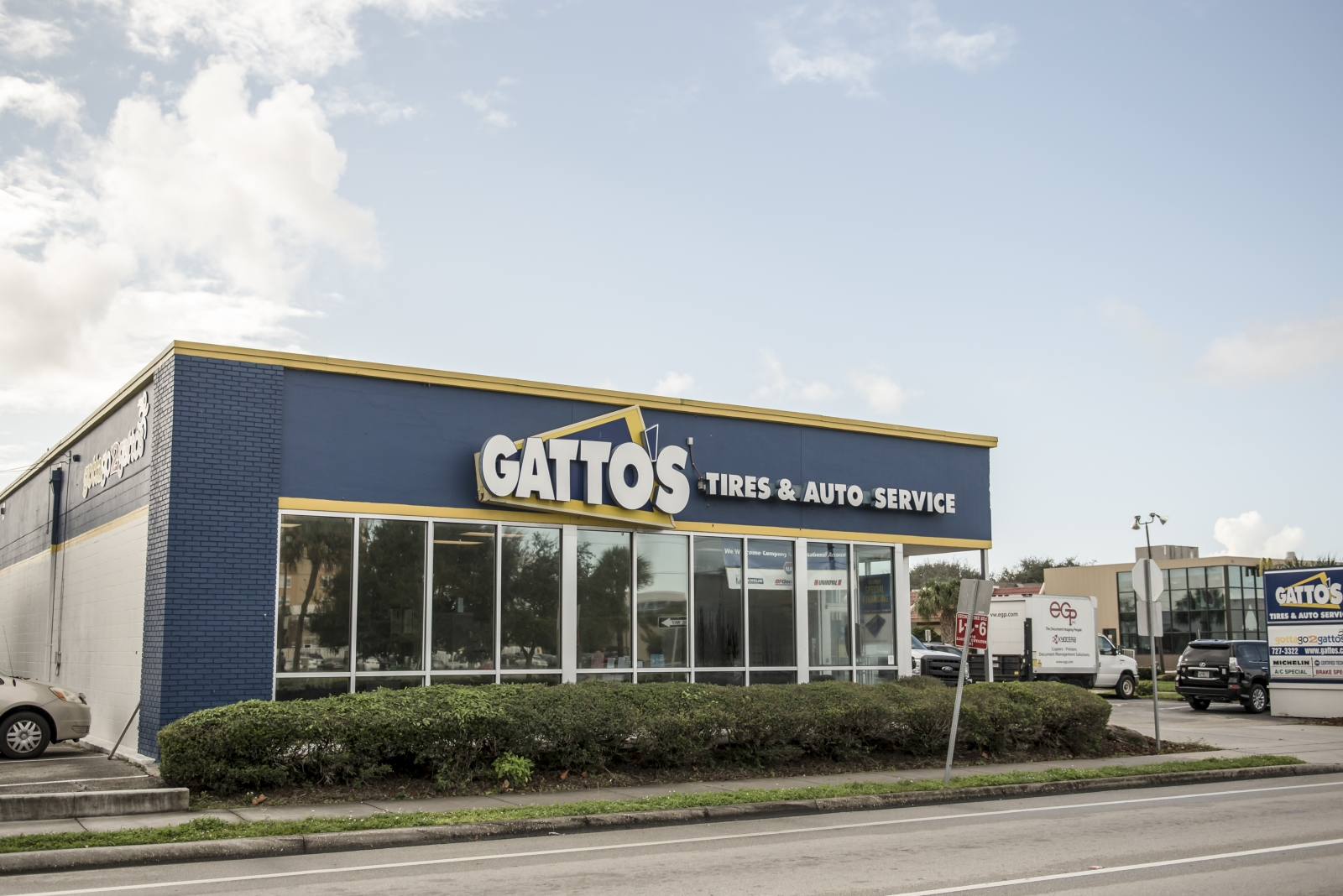 IN THE FAMILY: Despite its expansion and growth, Gatto's has remained a family-owner, independent repair facility, catering directly to its neighborhood markets.