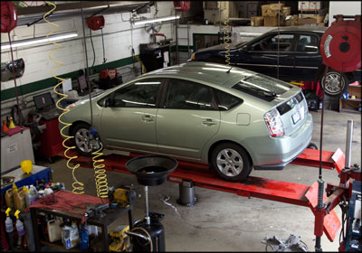 SMOOTH OPERATION: With a new service advisor in place, Autotailor in Denver is humming.
