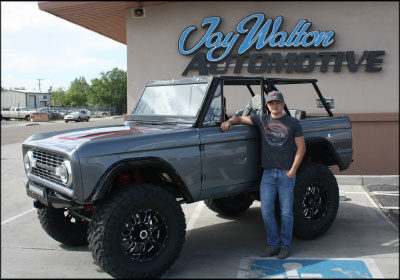 Ford Bronco Restoration >> 1975 Ford Bronco Restoration August 01 2015 Ratchet Wrench
