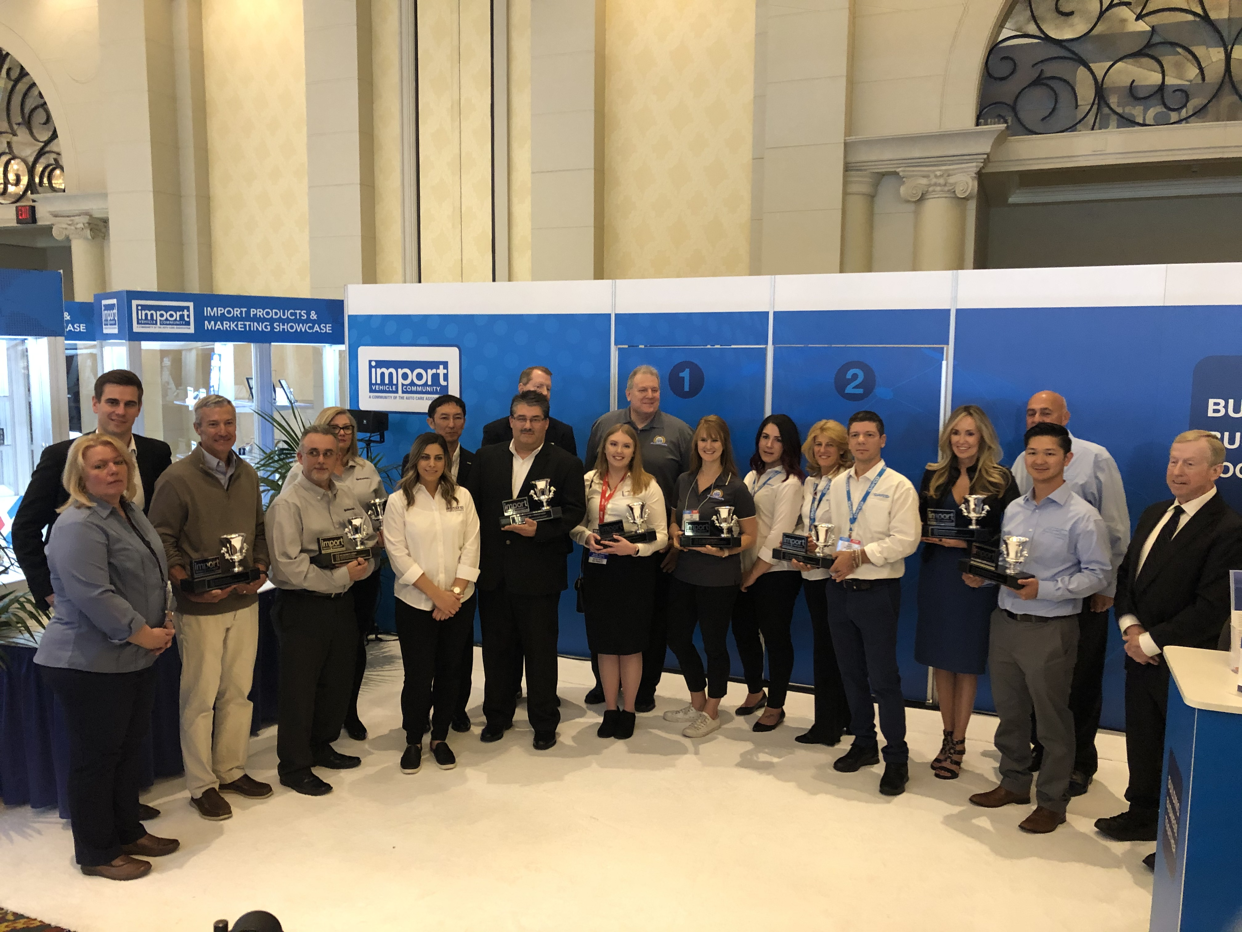 AAPEX product award winners
