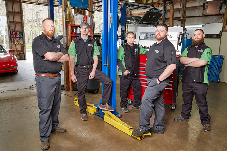 Case Blue Mmp : Building an all star team in a small town 2018 03 28 ratchet wrench