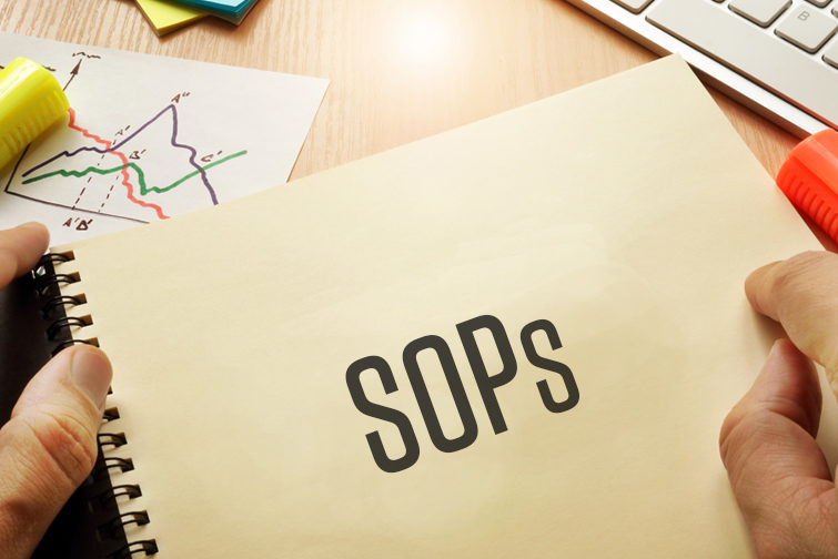 How to Standardize your Operation Via SOPs
