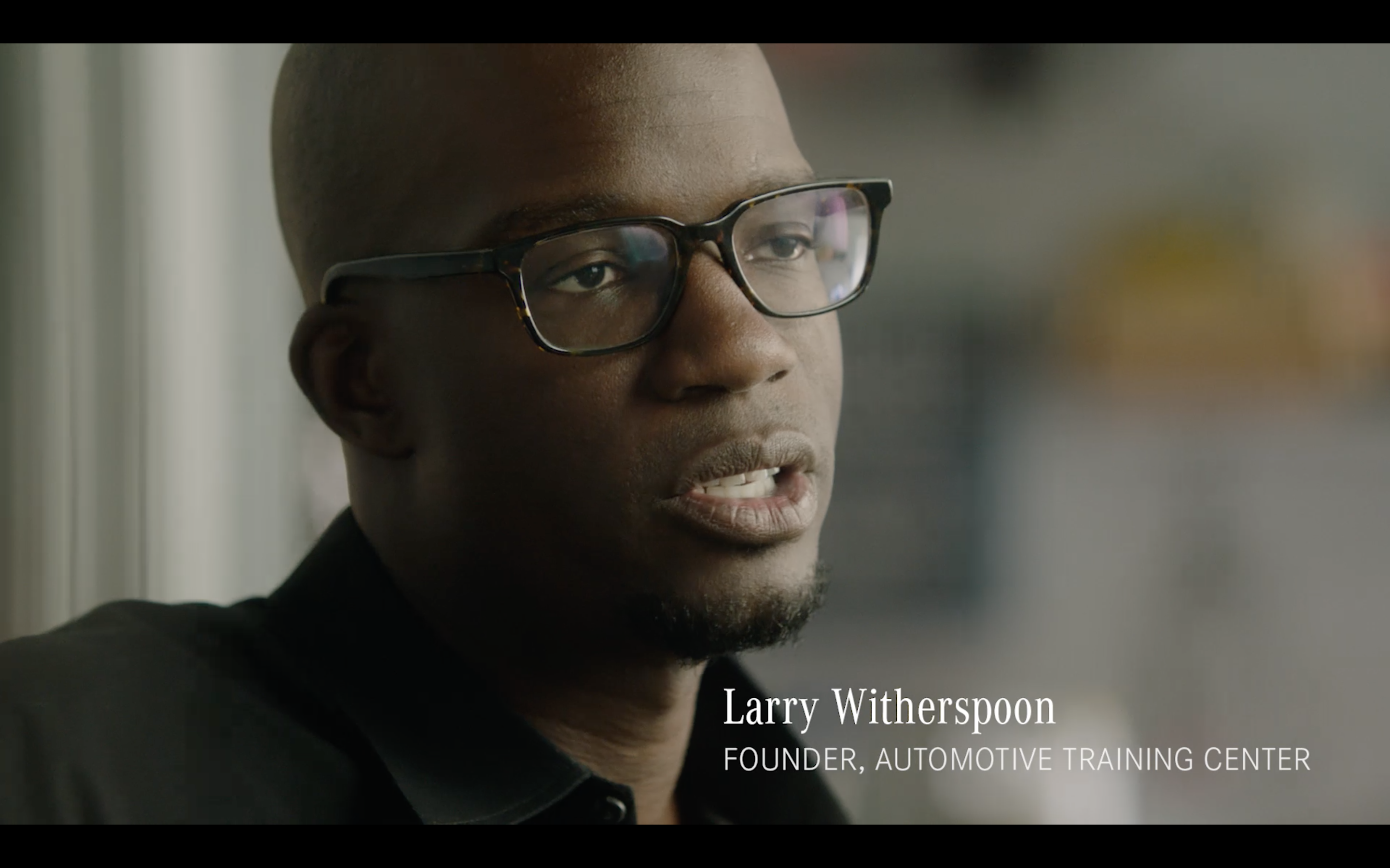 Larry Witherspoon